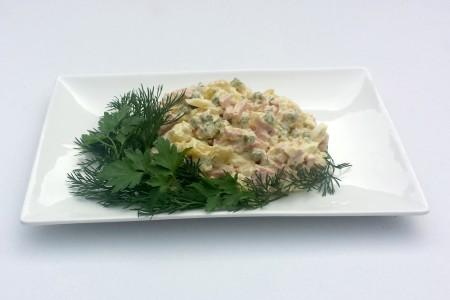 Kartoffelnsalat mit Fleischwurst (Olivje) 2,19