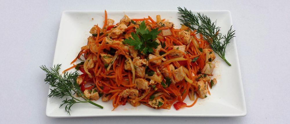 Salat-mit-Haehnchenbrust