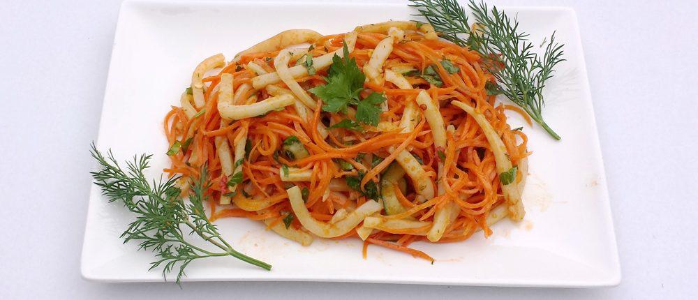 Salat-mit-Tintenfisch